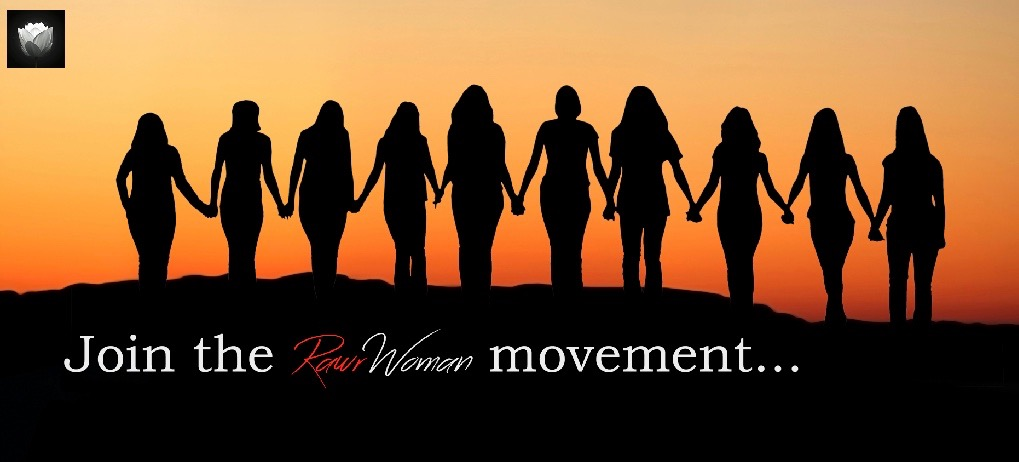 Join the RawrWoman Movement