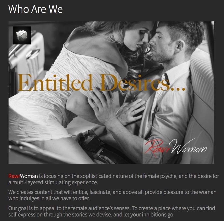 Who Are We - RawrWoman